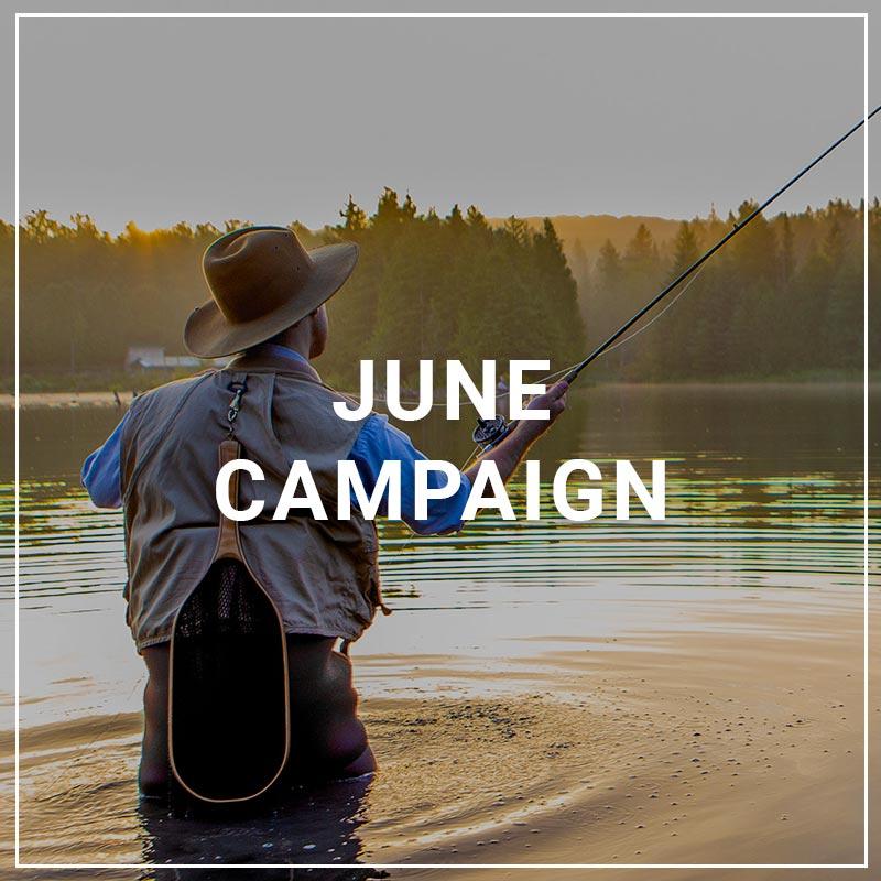 June 2018 Campaign