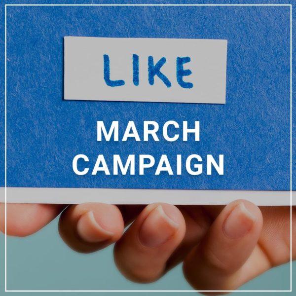 March 2018 Campaign