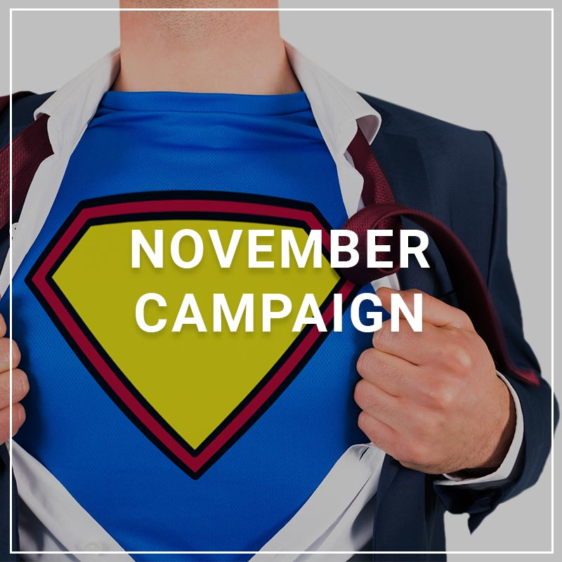 November 2018 Campaign