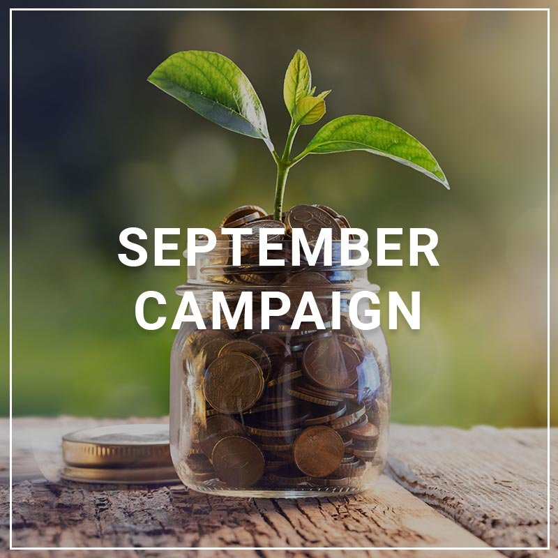 September 2018 Campaign