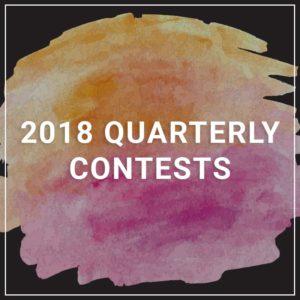 2018 Quarterly Contests
