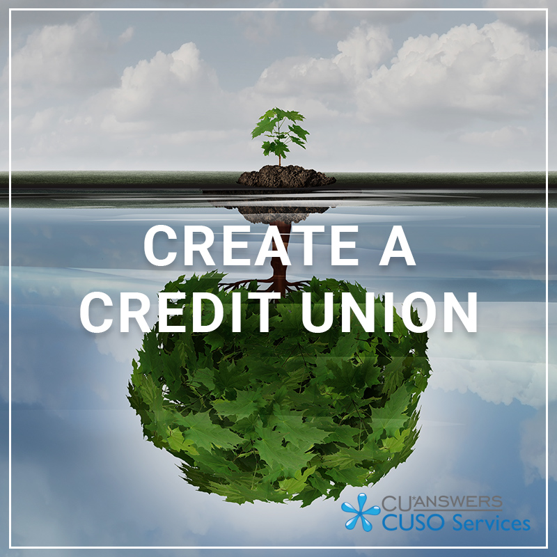 Create a Credit Union