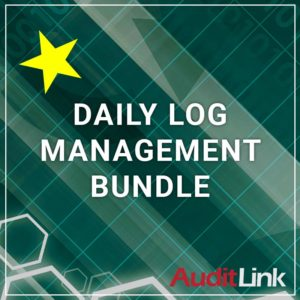 Daily Log Management Bundle - a service by AuditLink