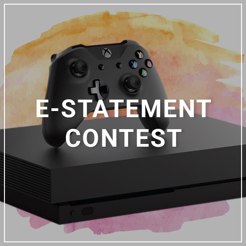 e-Statement Contest - a service by Marketing