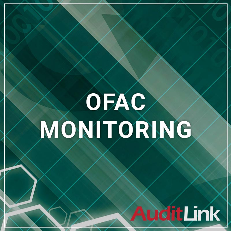 OFAC Monitoring - a service by AuditLink