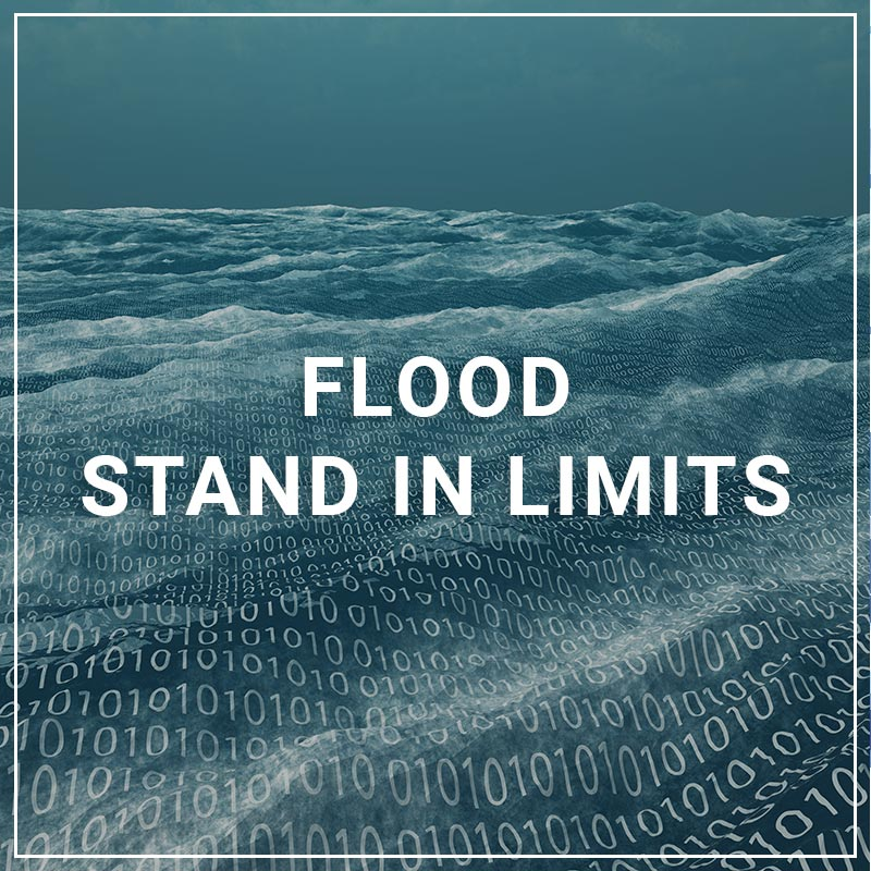 Flood Stand In Limits