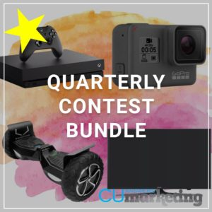 Quarterly Contest Bundle - a service by Marketing