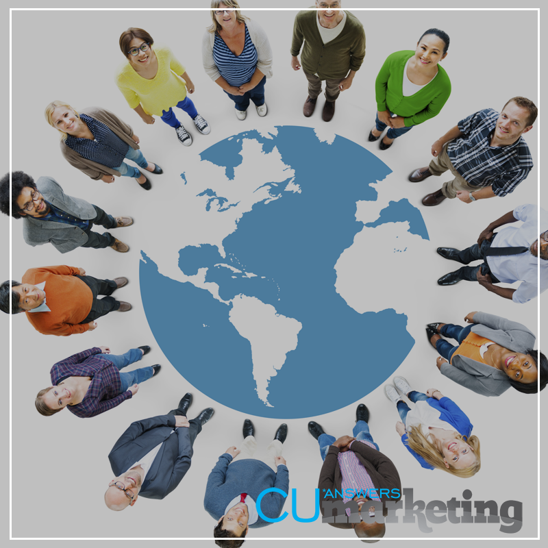 Credit Unions Build a Better World Campaign - a service by Marketing