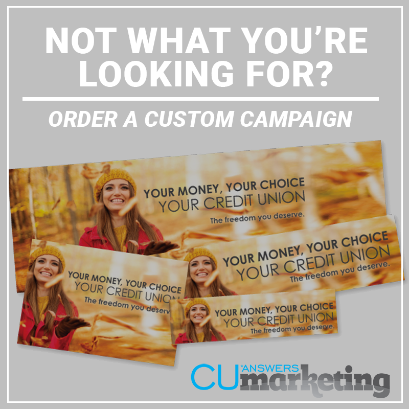 Create a Custom Campaign - a service by Marketing