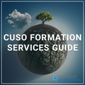 CUSO Formation Services Guide