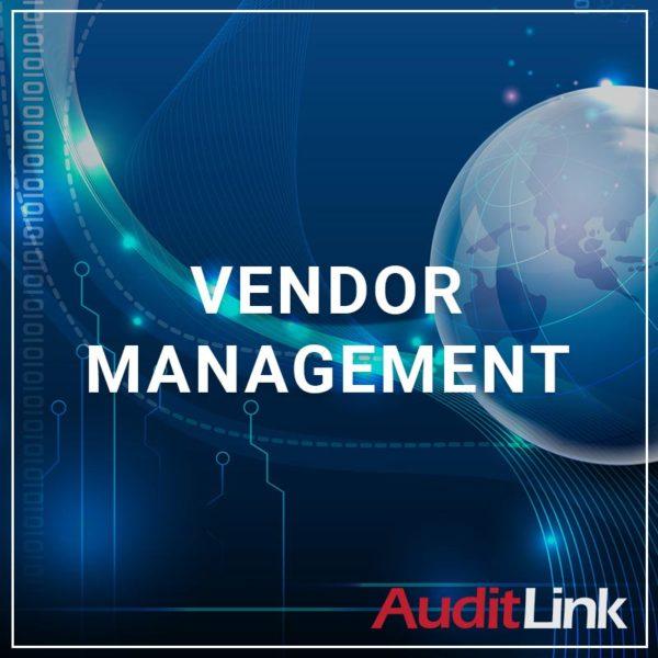 Vendor Management - a service by AuditLink