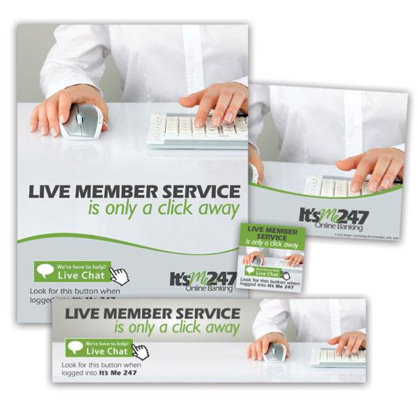 Live Member Service