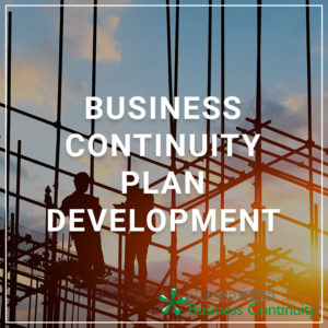 Business Continuity Plan Development - a service by Business Continuity