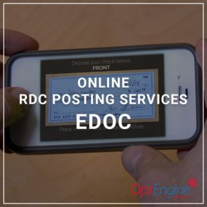 Online RDC Posting Services - eDOC