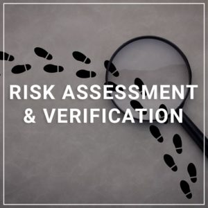 Risk Assessment & Verification