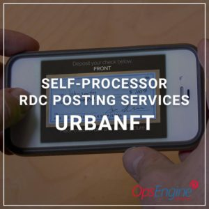 Self Processing RDC Posting Services - UrbanFT