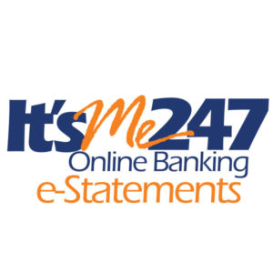 It's Me 247 Online Banking eStatements Logos