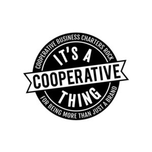 It's a Cooperative thing logo