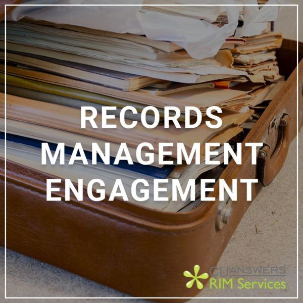 Records Management Engagement