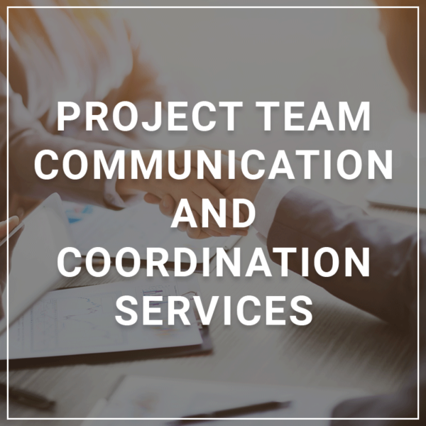 Project Team Communication and Coordination Services