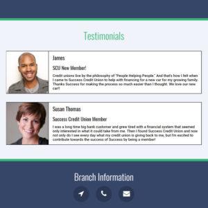 Testimonial Program