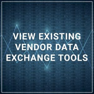 View Existing Vendor Data Exchange Packages