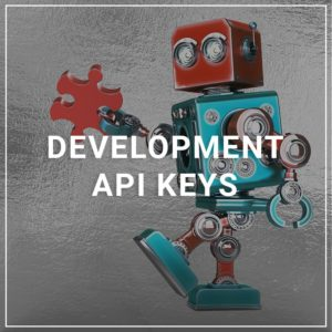 Development API Keys