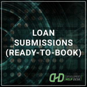 Loan Submissions (Ready-to-Book)