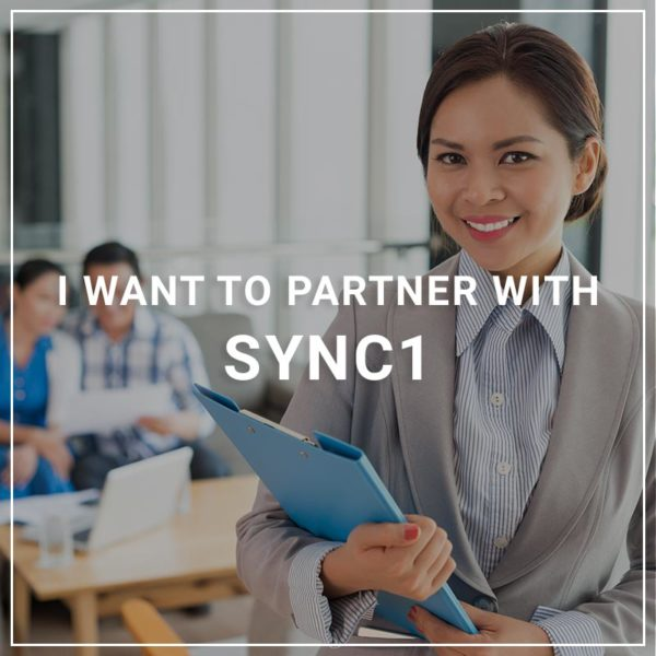 I Want to Partner with Sync1