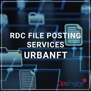 RDC File Posting Services - UrbanFT