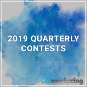 2019 Quarterly Contests