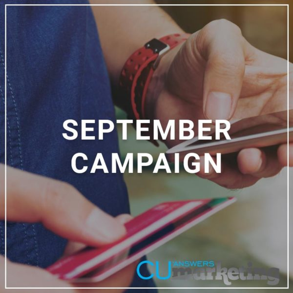 2019 September Campaign
