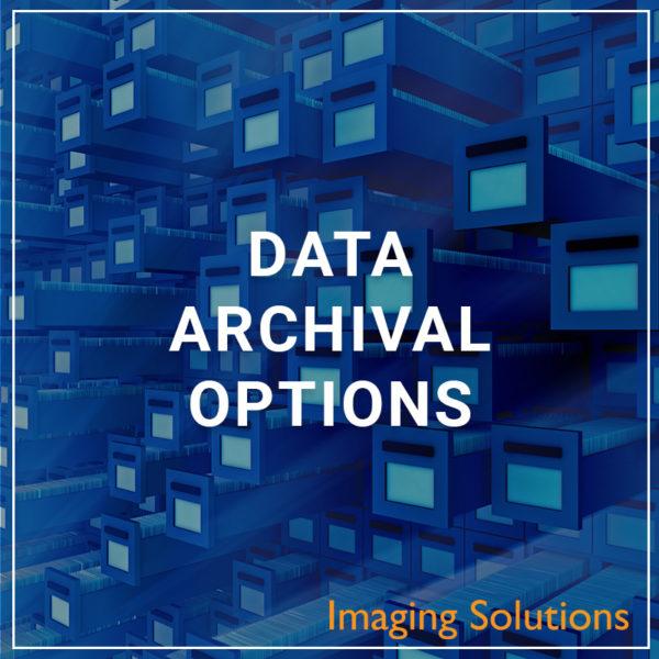 Data Archival Options