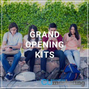 Grand Opening Kits