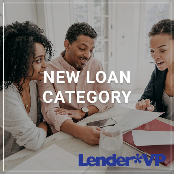 New Loan Category
