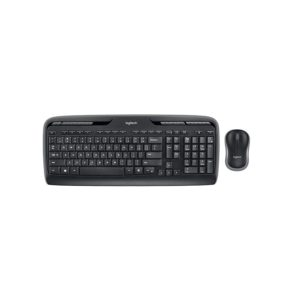 Logitech Mouse and Keyboard MK320