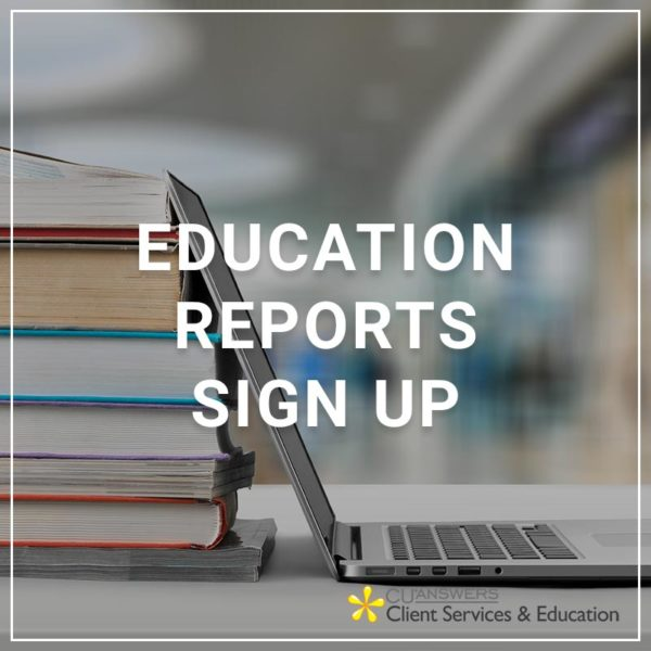 Education Reports Sign Up