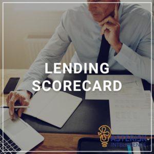 Lending Scorecard