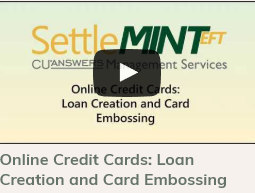 loan creation