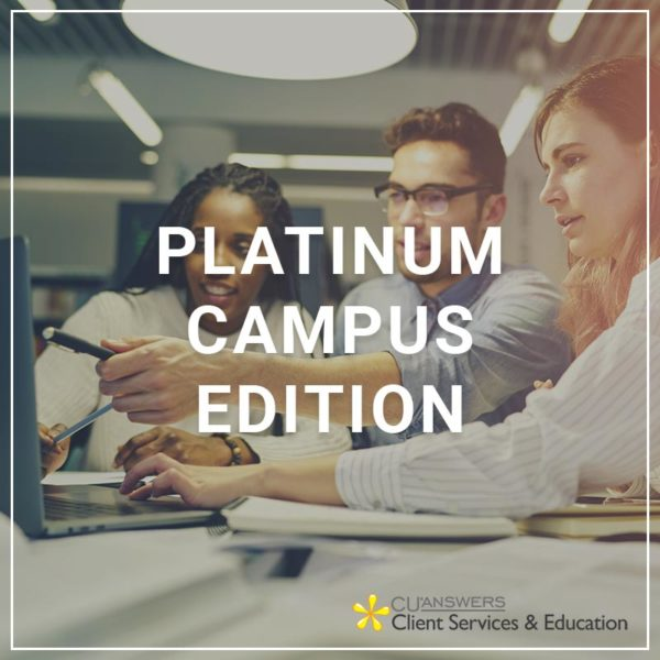 Platinum Campus Edition
