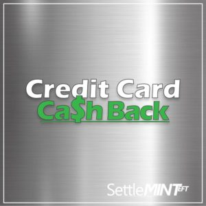 Credit Card Cash Back