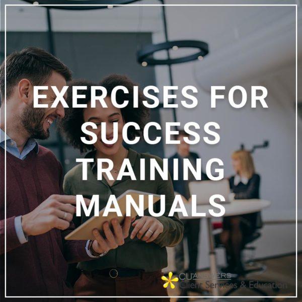 Exercises for Success Training Manuals