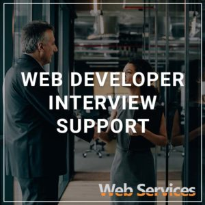 Web Developer Interview Support