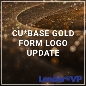 CU*BASE GOLD Form Logo Update