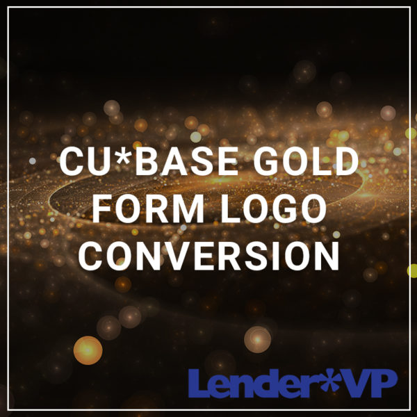 CU*BASE GOLD FORM LOGO CONVERSION
