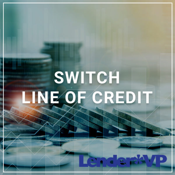 Switch Line of Credit