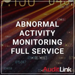 Abnormal Activity Monitoring Full Service
