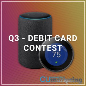 2020 Debit Card Contest