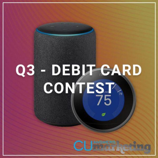 2020 Debit Card Contest