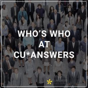 Who's Who at CU*Answers